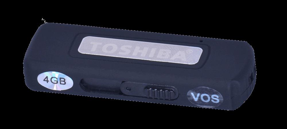 کوچکترین دستگاه ضبط صدا