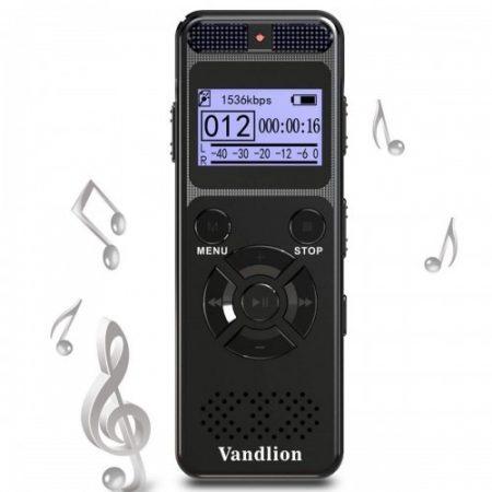دستگاه ضبط صدا Vandlion