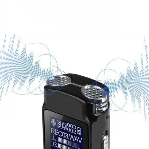 دستگاه ضبط صدا مخفی