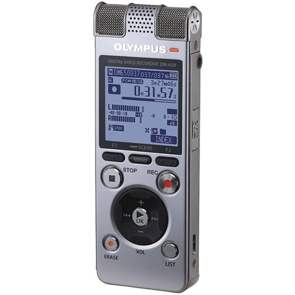 ضبط کننده دیجیتالی صدا الیمپوس مدل DM-650
