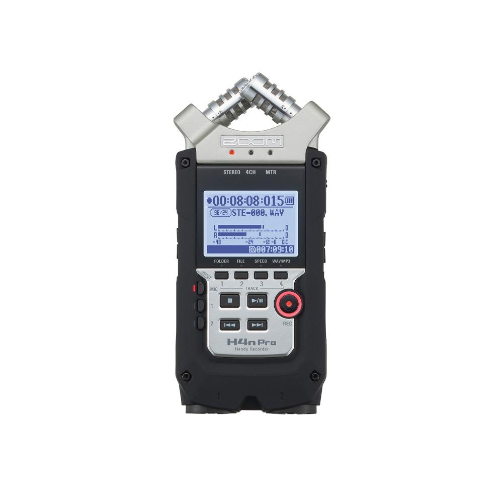 دستگاه ضبط صدا Zoom H4n Pro