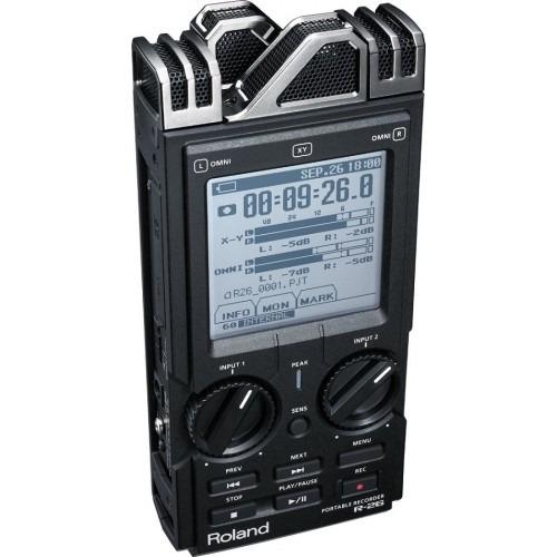 دستگاه ضبط صدا ROLAND - R26