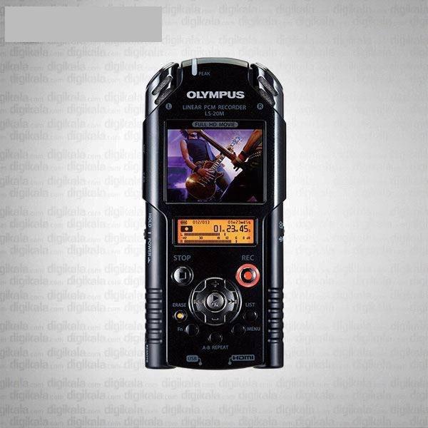 دستگاه ضبط صدا الیمپوس ال اس 20 ام