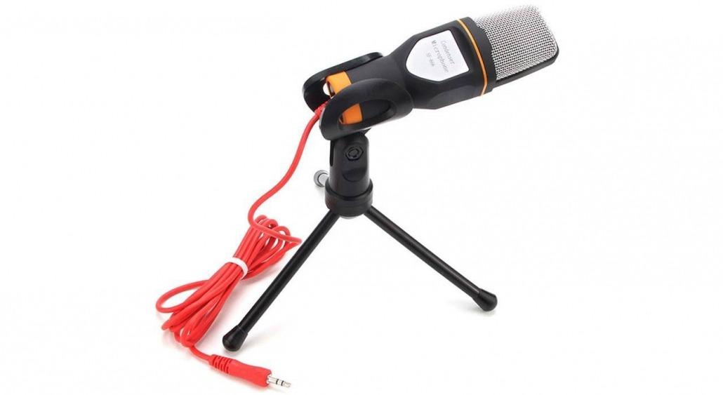 میکروفون و دستگاه ضبط صدا ینمای مدل SF-666