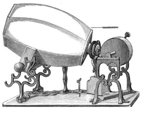 تاریخچه دستگاه ضبط صدا