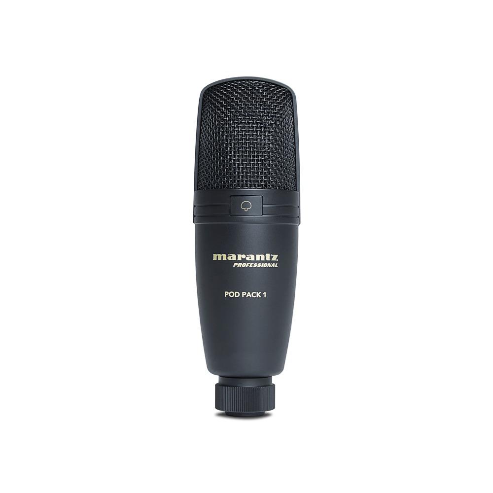 میکروفون و دستگاه ضبط صدا Marantz Pod Pack 1 USB