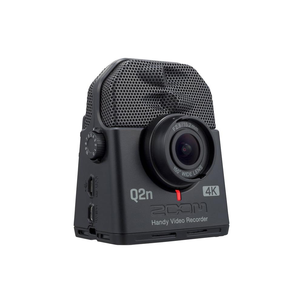 دستگاه ضبط صدا پرتابل صدا و تصویر Zoom Q2N-4K